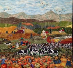 Pumpkin Harvest Quilt